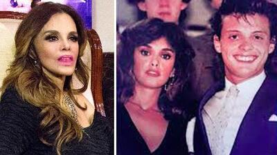 """Lucía Méndez dice que Luis Miguel """"es un maestro del amor"""" y por fin habló de su breve relación"""