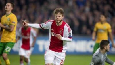 Ajax 1-0 Celtic: El Ajax sigue vivo luego de un apretado triunfo
