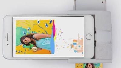 Este nuevo dispositivo te dejará imprimir las fotos de tu iPhone en cuestión de segundos