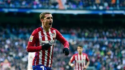 Real Madrid 0-1 Atlético Madrid: Griezmann da victoria colchonera ante un Madrid sin alma
