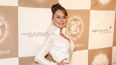 La actriz Gaby Spanic asegura que ha sido discriminada en México por ser venezolana
