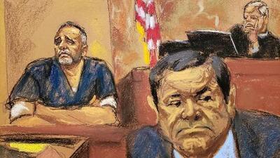 Documentos revelan que fiscales del juicio a 'El Chapo' habrían impedido que se conociera información polémica de sus testigos