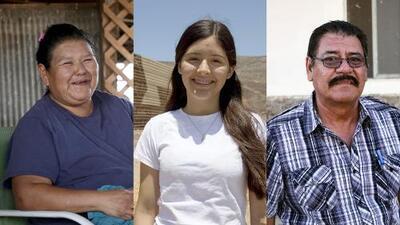 Votar en Améxica: esto es lo que aprendimos al recorrer la frontera entre EEUU y México antes de las elecciones