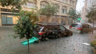 Tormenta tropical Barry se convertiría en el primer huracán de la temporada en el Golfo de México