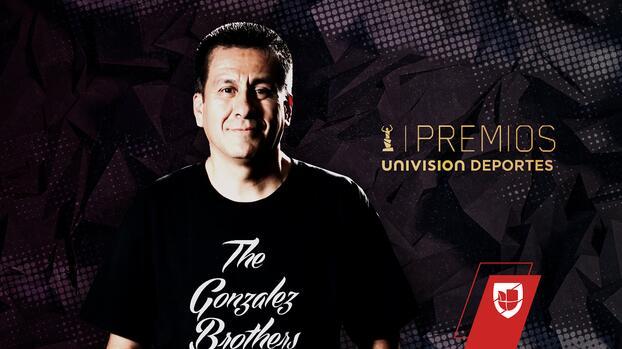 Coach del Team González, el ejemplo de sacrificio en los Premios Univision Deportes