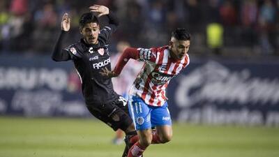 Cómo ver Atlético San Luis vs. Necaxa en vivo, por la Liga MX 9 de Noviembre 2019