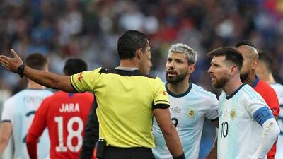 """Lionel Messi: """"Creo que la Copa América está armada para Brasil"""""""