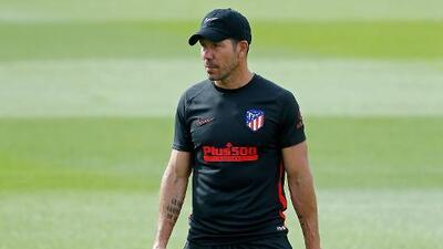 """El 'Cholo' Simeone y la selección de Argentina: """"Me gustaría dirigirla ya, pero…"""""""