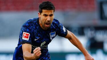 Sami Khedira anuncia su retirada definitiva del futbol