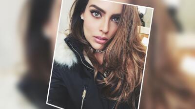 Sara Corrales es la bella y misteriosa 'Estela Carrillo'