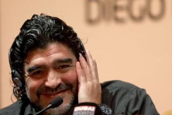 Maradona aclararía situación con fisco