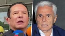 """""""¿Yo qué culpa tengo?"""": a Gustavo Adolfo Infante le sorprenden los argumentos de Enrique Guzmán para demandarlo"""