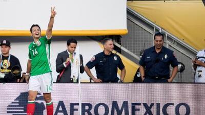 ¿Y ahora hasta dónde llegará 'Chicharito' Hernández con la Selección Mexicana?