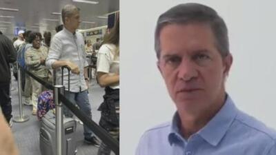 Sorprenden en Miami al actor cubano protagonista de la última campaña del régimen castrista contra EEUU