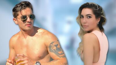 """""""Díganle que la amo"""": la confesión más 'shocking' del ex de Frida Sofía (y el otro mensaje que borró)"""