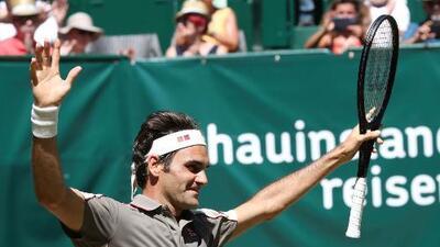 Federer, beneficiado por el peculiar ranking para la siembra de Wimbledon: será segundo