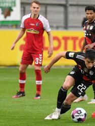 Bayern Munich no logra aguantar la diferencia que habían consguido Robert Lewandowski y Leroy Sané y terminan empatan 2-2 en su visita al Freiburg.
