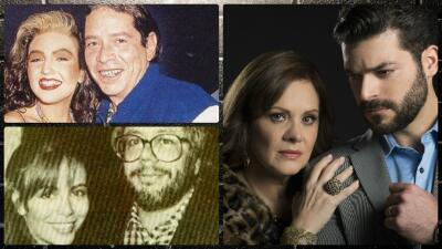 La diferencia de edades no importa en el amor para estos famosos actores de telenovela