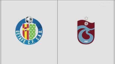 Getafe 1-0 Trabzonspor - Resumen y Goles - Grupo C - Europa League