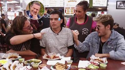 Orlando Segura desayunó con Mau y Ricky Montaner, pero pasó tremenda vergüenza por culpa de Alan Tacher