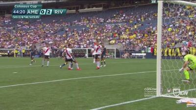Sorprende Alejandro Diaz y casi cae el gol
