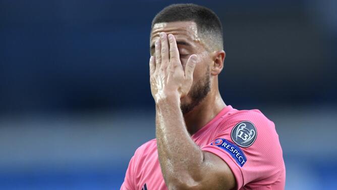 Señalan que Eden Hazard se lesiona por estrés y presión