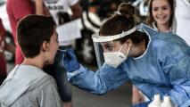 ¿Cómo acceder a una prueba rápida de coronavirus para estudiantes en Houston?