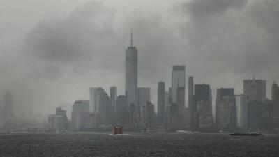 A Nueva York le esperan tormentas eléctricas para la tarde y la noche de este miércoles