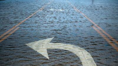 Posibles inundaciones asociadas al sistema en el Golfo de México preocupan a las autoridades de Houston