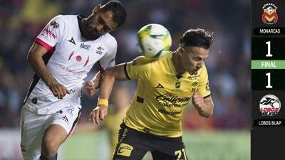 Morelia 1-1 Lobos BUAP - RESUMEN Y GOLES – Jornada 11 – Clausura 2019 Liga MX