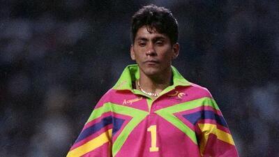 Recuerdos del Mundial de USA 1994: Jorge Campos, el pequeño gigante del arco azteca