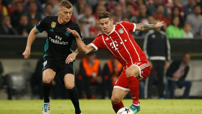 El Real Madrid tuvo suerte en Champions: Bayern fue un hospital y falló en la definición