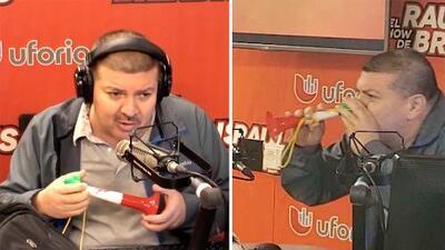 La historia del Turky, la corneta y las quejas del show