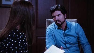Aníbal se negó a darle el divorcio a Isabel