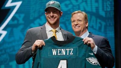 Así nació el Draft de la NFL, el sorteo que elige a los mejores talentos de Estados Unidos