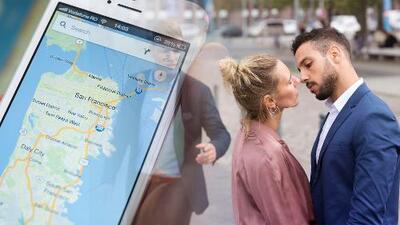 Joven descubrió a su novia besando a otro gracias a Google Maps y no la dejó