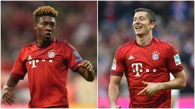 Rummenigge descarta salidas de Alaba y Lewandowski del Bayern Munich