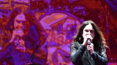 OZZY OSBOURNE HAD TO BE HOSPITALIZED AFTER VITAMIN LODGED IN LUNG