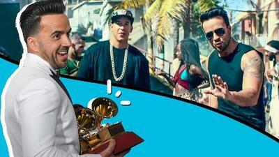 'Despacito' domina unos Latin GRAMMY en los que Daddy Yankee brilla por su ausencia