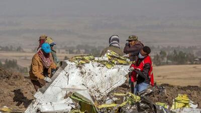"""Pilotos del Boeing 737 en Etiopía no pudieron evitar que se fuera a pique pese a que """"siguieron los procedimientos"""""""