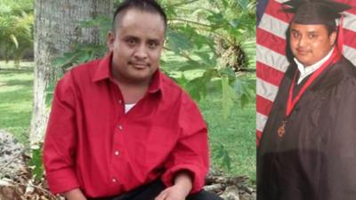 Familiares piden liberación de joven con discapacidad mental arrestado por autoridades de inmigración