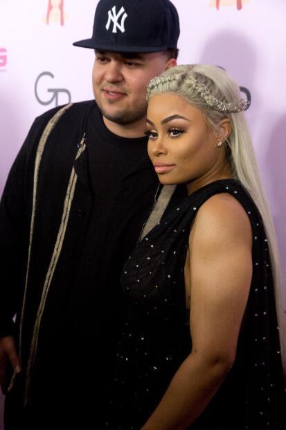 Blac Chyna tiene dos hijos que la unen al clan Kardashian Jenner: Dream, de 2 años, que tuvo con Rob Kardashian y King, de 6, producto de su relación con el rapero Tyga, quien fue pareja de Kylie Jenner.