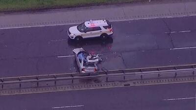 Una persona pierde la vida tras un aparatoso accidente de tránsito en la Interestatal 94