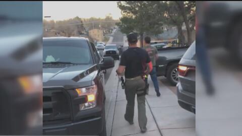 Agentes de ICE realizan múltiples arrestos en un vecindario de Flagstaff