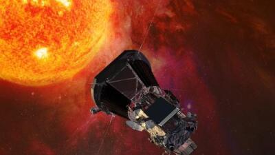Sonda espacial Parker 'rozará' por primera vez el Sol para estudiar su atmósfera