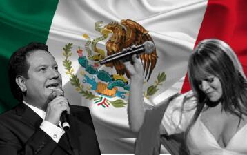 Jenni Rivera, Vicente Fernández y Julio Preciado: famosos que olvidaron la letra del Himno mexicano