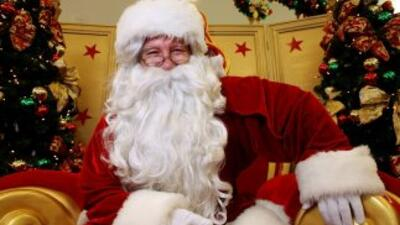 Esta navidad sigue a Santa Claus desde tu celular