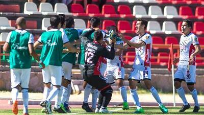 Bravos y Lobos BUAP son finalistas del Clausura 2017 en el Ascenso MX