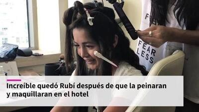 Así transformaron a Rubí Ibarra para Premio Lo Nuestro