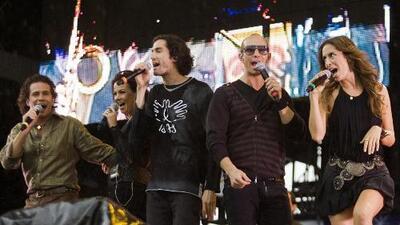 El tour 'Juntos' de Timbiriche, entre las 20 giras más exitosas de todo el mundo